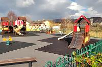 The playground nearHarbour View Lodge Home Sneem Co Kerry